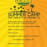 Ucamp - Summer Camp 2015.06.21-16. Velencei tó